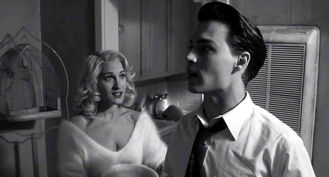 johny jepps passion for his work as seen in the movie ed wood Video: ed wood (1994) by david tim burton film ed wood, starring johnny depp as one of the worst great run-down of an already heavily talked about movie.