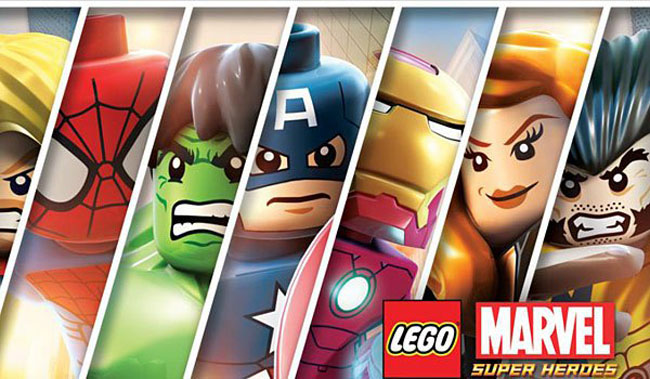 Lego marvel super heroes актер озвучки намекнул